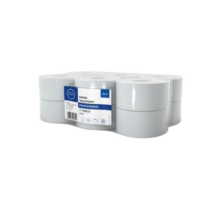 Papier toal. JUMBO COMFORT LAM ELLIS 100/2biały