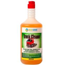 TRUCK CLEANER 1L - wysokoaktywna piana zasadowa do mycia pojazdów ciężarowych, plandek, maszyn budowlanych i rolniczych