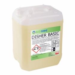 DISHER BASIC 6 KG preparat do maszynowego mycia naczyń