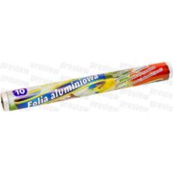 Folia aluminiowa 10m PP /5239/ (60k)