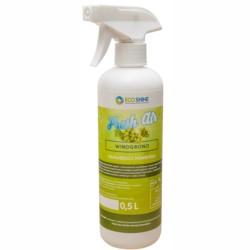 FRESH AIR SOCZYSTE CYTRUSY    0,5L odświeżacz powietrza o zapachu  soczystych cytryn