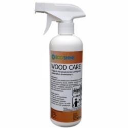 WOOD CARE 0,5L - preparat do czyszczenia, nabłyszczania i pielęgnacji mebli i powierzchni drewnianych