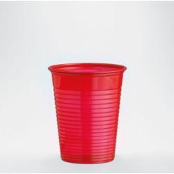 Kubek  czerwony 200ml PS / 100szt/op  ART