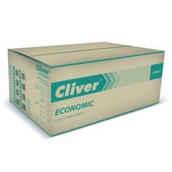 Wkład ręcznik.Z-Z/4000/ LAM zielony economic
