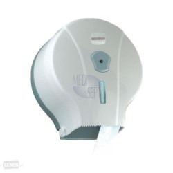 Dozownik do papieru toaletowego 1szt MEDICLEAN DOZ-0104