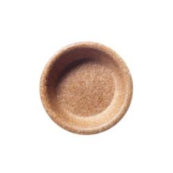 Miska jednorazowa BIOTREM z otrąb pszennych fi 20cm 100szt/opakowanie