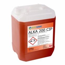 ALKA 200 Zasadowy koncentrat do mycia mieszalników, urządzeń oraz sprzętu pomocniczego.24kg