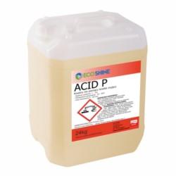 ACID P Kwaśny koncentrat do mycia mieszalników, urządzeń i przedmiotów.